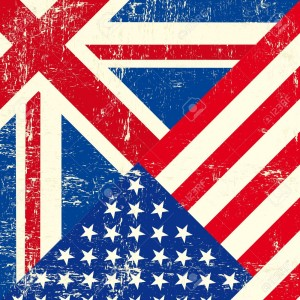 16015902-An-UK-and-american-grunge-flag-Stock-Vector-usa